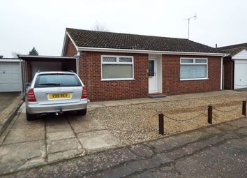 Thumbnail 2 bedroom detached bungalow to rent in Bengeys Road, Necton, Swaffham