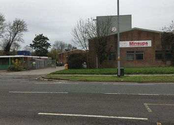 Thumbnail Light industrial for sale in Former Minsups Premises, Road One, Winsford Industrial Estate, Winsford, Cheshire