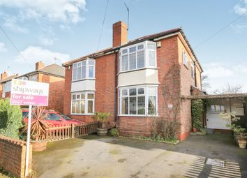 Thumbnail 2 bed semi-detached house for sale in Baldwin Road, Kidderminster
