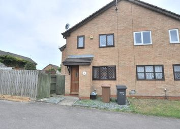 Thumbnail 1 bed semi-detached house to rent in Hedgeway, Northampton