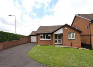 Thumbnail 2 bed detached bungalow for sale in Little Harwood Lee, Harwood, Bolton, Lancashire