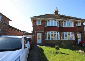 Thumbnail 3 bed semi-detached house for sale in Laburnum Grove, Kingsway, Derby