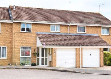 Thumbnail 3 bedroom terraced house for sale in Chobham Close, Swindon