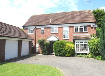Thumbnail 4 bedroom detached house for sale in Gracechurch Court, Peterborough