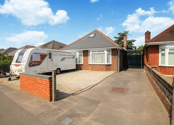 Thumbnail 3 bedroom bungalow for sale in Castle Lane West, Bournemouth