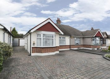 Thumbnail 2 bed bungalow for sale in Chadville Gardens, Chadwell Heath, Romford