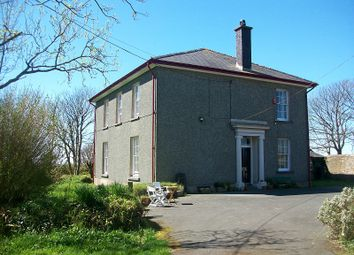 Thumbnail 4 bed detached house for sale in Whitchurch, Solva, Haverfordwest, Pembrokeshire.
