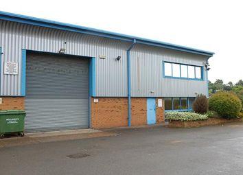 Thumbnail Light industrial to let in Unit 1, Hawthorne Road, Off Trent Lane, Castle Donington