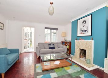 Thumbnail 3 bed terraced house for sale in Charts Close, Cranleigh, Surrey