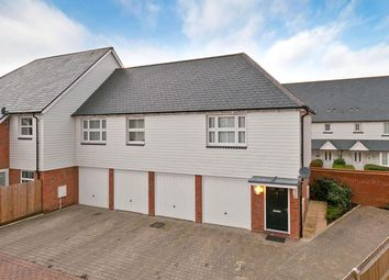Thumbnail 2 bed flat for sale in Clarence Way, Kings Hill, West Malling