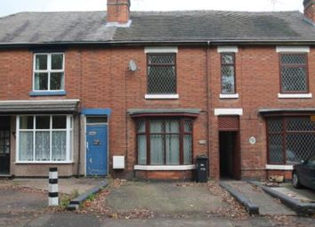 Thumbnail Room to rent in Belvedere Road, Burton On Trent