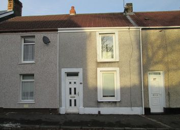 Thumbnail 2 bed terraced house for sale in Siloh Road, Landore, Swansea.