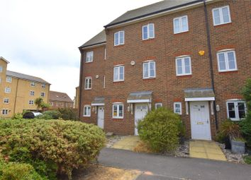 Thumbnail 4 bed terraced house for sale in Sussex Wharf, Shoreham-By-Sea, West Sussex