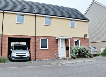 3 bed end terrace house for sale in Anson Road, Upper Cambourne, Cambourne, Cambridge CB23