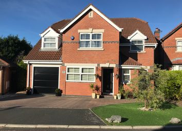 Thumbnail 5 bed detached house for sale in Cirrus Drive, Aughton, Ormskirk