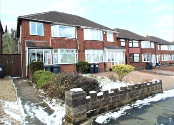 Thumbnail 3 bed semi-detached house to rent in Foden Road, Great Barr