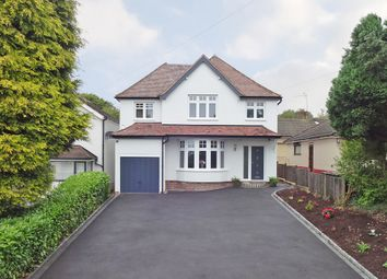Thumbnail 4 bed detached house for sale in Old Birmingham Road, Lickey