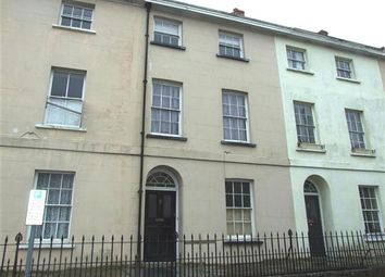 Thumbnail 5 bed town house for sale in Castle Terrace, Haverfordwest