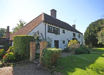 Thumbnail 4 bed detached house for sale in The Square, Newchapel Road, Lingfield