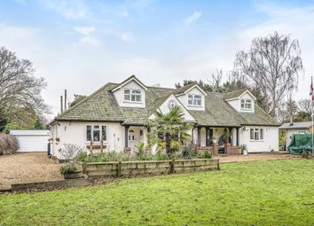 Thumbnail 5 bed detached bungalow for sale in Oakley Wood, Wallingford