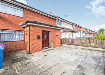 Thumbnail 3 bed terraced house for sale in Overbury Street, Liverpool