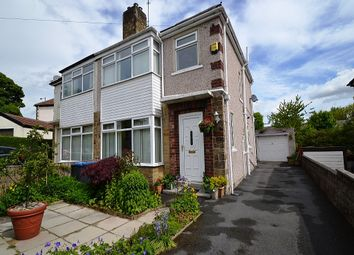 Thumbnail 3 bed semi-detached house to rent in Silwood Drive, Eccleshill, Bradford