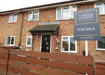 Thumbnail 1 bed terraced house for sale in Meadowbrook Close, Colnbrook