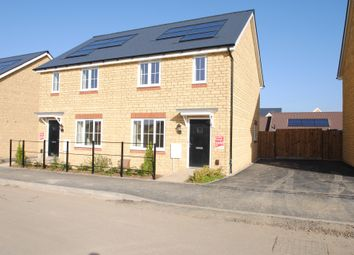 Thumbnail 2 bed semi-detached house for sale in The Homelands, Bishops Cleeve, Cheltenham
