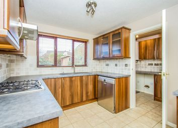 Thumbnail 4 bedroom detached house for sale in Laundon Way, Whetstone, Leicester