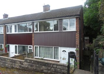 Thumbnail 3 bed end terrace house to rent in Rose Bank Street, Batley, West Yorkshire