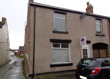 Thumbnail 2 bed end terrace house for sale in John Street, Shildon
