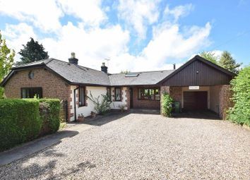 Thumbnail 4 bed detached bungalow for sale in Kings Caple, Hereford
