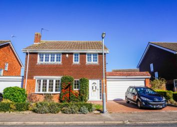 Thumbnail 4 bed detached house for sale in Home Farm Way, Westoning