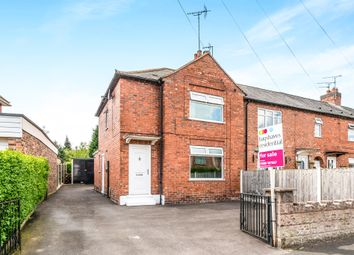 Thumbnail 2 bed semi-detached house for sale in Howitt Crescent, Uttoxeter