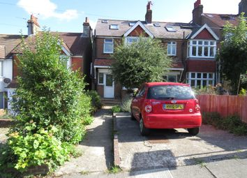 Thumbnail 4 bed end terrace house for sale in Hartington Road, Brighton