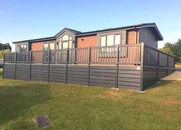 Thumbnail 2 bed property for sale in Chatsworth Luxury Lodge, Riverview Holiday Park, Mangerton, Newcastleton, Scottish Borders
