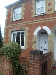 Thumbnail 3 bed semi-detached house to rent in Elm Grove Road, Farnborough