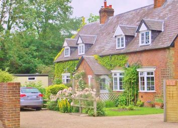 Thumbnail 2 bed cottage to rent in Chiddingstone Causeway, Tonbridge
