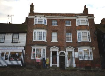 Thumbnail 1 bedroom flat for sale in St. Margarets Banks, High Street, Rochester