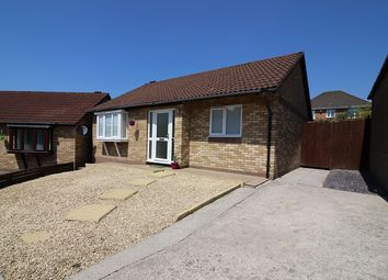 Thumbnail 2 bed detached bungalow for sale in Robins Hill, Brackla, Bridgend.