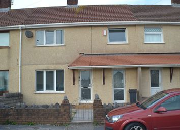3 bed terraced house for sale in Fairway, Port Talbot, Neath Port Talbot. SA12
