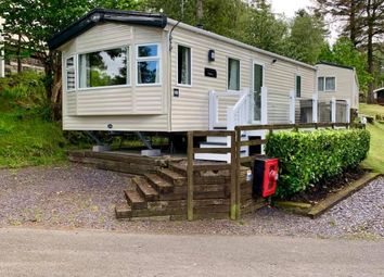 Thumbnail 2 bedroom mobile/park home for sale in Llanrug, Caernarfon, Caernarfon
