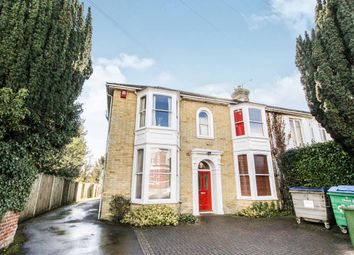 Thumbnail 1 bed flat for sale in Waterloo Road, Freemantle, Southampton