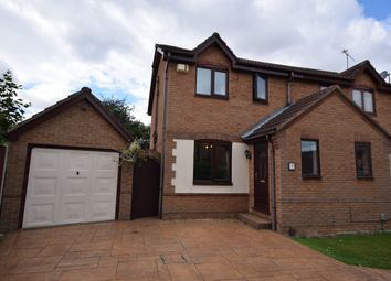 Thumbnail 3 bed semi-detached house for sale in Charnock Drive, Cusworth, Doncaster