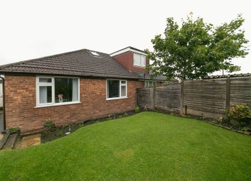 Thumbnail 3 bed semi-detached bungalow for sale in Amberley Close, Whelley, Wigan