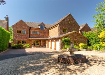 Thumbnail 5 bed detached house for sale in Broad Lane, Tanworth-In-Arden, Solihull