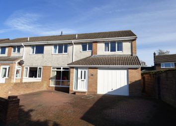 Thumbnail 5 bed semi-detached house for sale in Springfields, Wigton, Cumbria