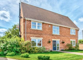Thumbnail 5 bed detached house for sale in Twentypence Road, Wilburton, Ely