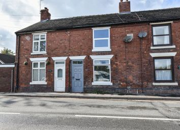Thumbnail 2 bed terraced house for sale in Station Road, Gnosall, Stafford