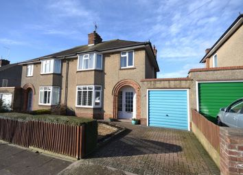 Thumbnail 3 bed semi-detached house for sale in Mountfield Road, Spinney Hill, Northampton